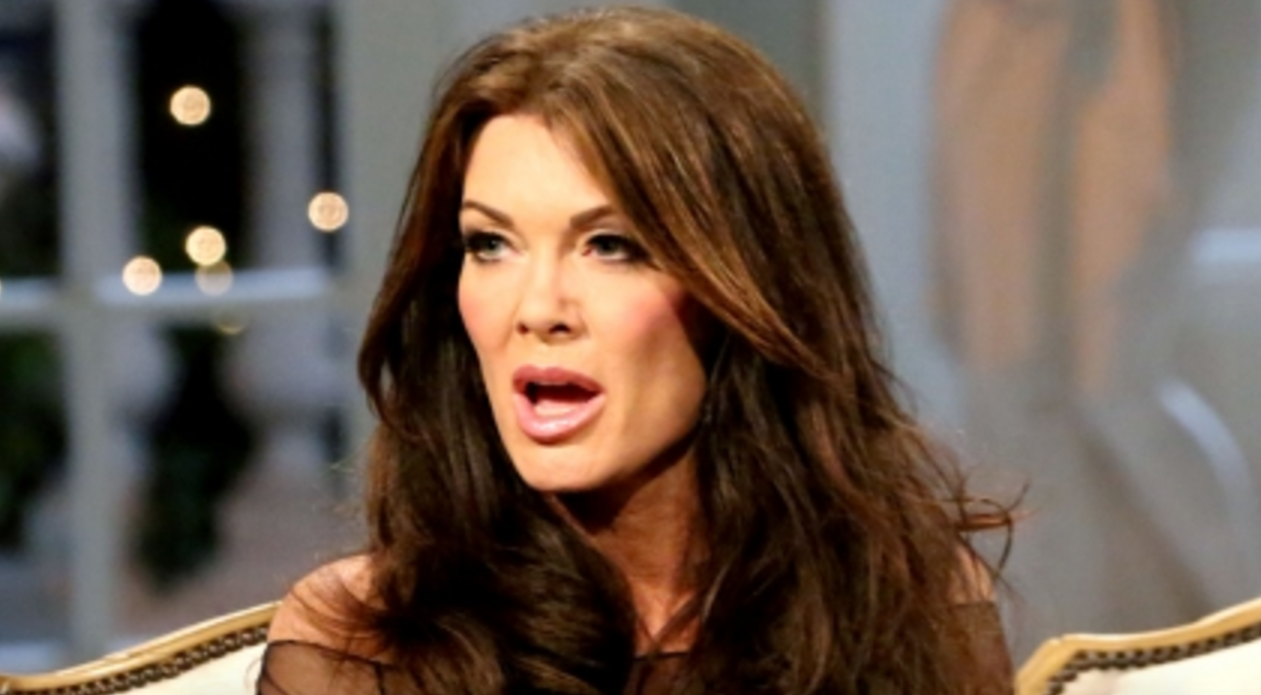 lisa vanderpump shocked