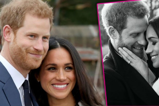 Prince Harry and Meghan Markle's Engagement Photos Are Here — And They're Already Creating a Royal Scandal!