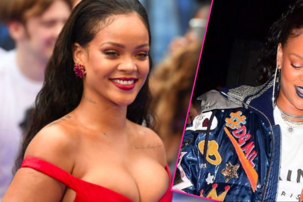 Is Rihanna Engaged? See the Massive Diamond Ring That's Sparking Rumors
