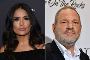 Salma Hayek Claims Harvey Weintstein Threatened to Kill Her