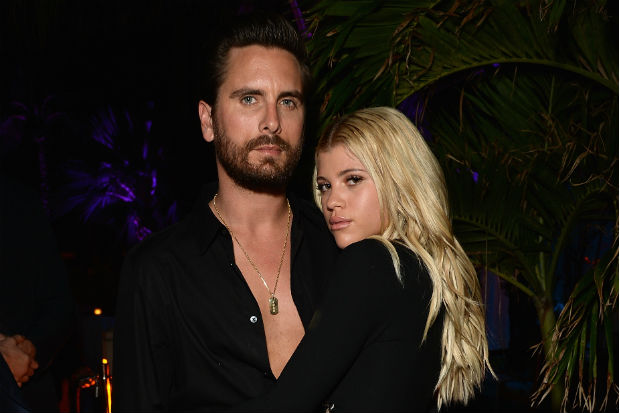 scott disick sofia richie miami art basel