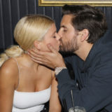 Scott Disick Makes Out with Sofia Richie