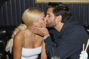 PDA Alert! Scott Disick Makes Out with Sofia Richie