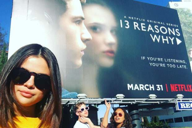 Selena Gomez Threatened With Lawsuit After '13 Reasons Why' Fan Commits Suicide