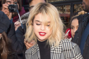 Oops! Selena Gomez Suffers Major Wardrobe Malfunction