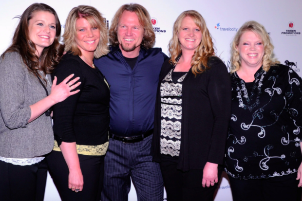 'Sister Wives' Star Reveals Shocking Weight Loss