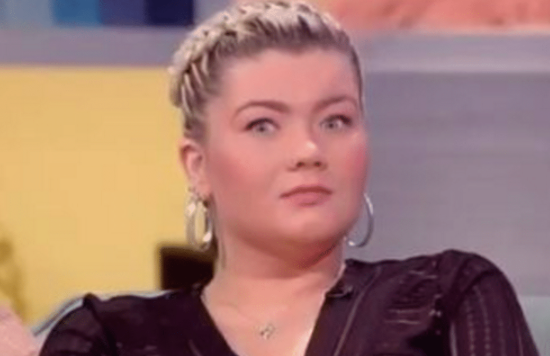 Amber Portwood $100,000 in Debt Including Owed Child Support!