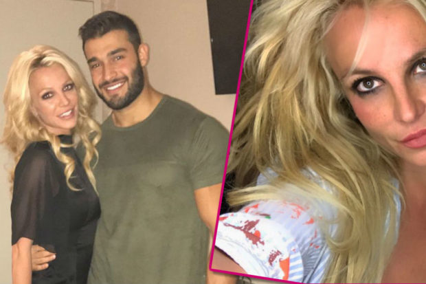 Bride-to-Be? Britney Spears May Be Secretly Engaged to Boyfriend Sam Asghari