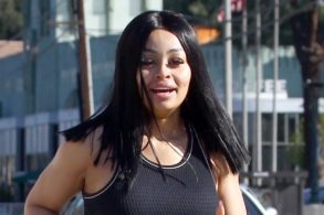 Here's Blac Chyna Thinks of Kim Kardashian's New Baby Girl