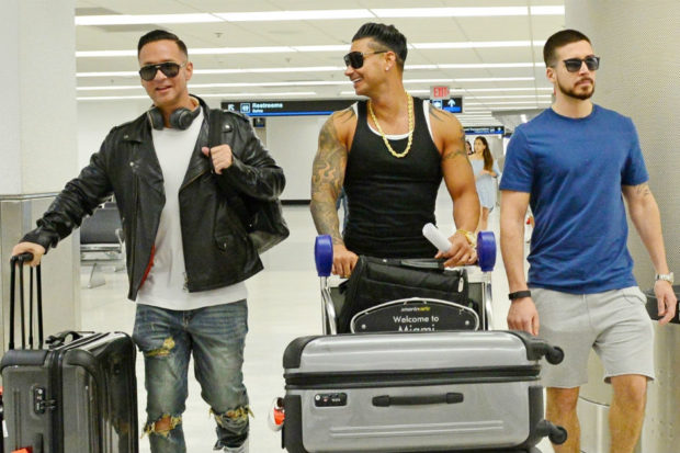"'Jersey Shore' Cast Reunites With Mike ""The Situation"" Sorrentino Amid Tax Evasion Case"