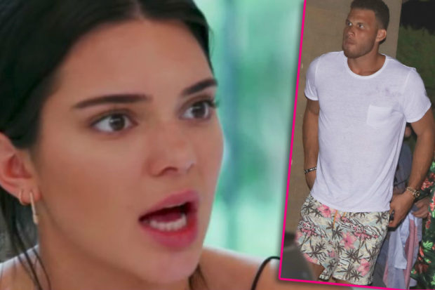 Homewrecker! Kendall Jenner May Be to Blame for Blake Griffin's Nasty Custody Battle