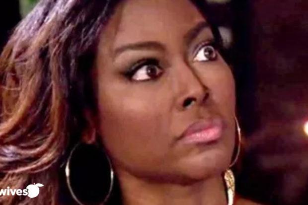 Kenya Moore to Quit 'RHOA'?!