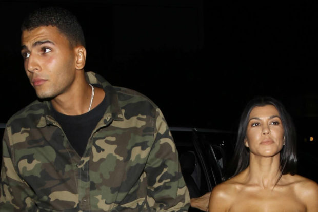 Kourtney Kardashian May Be Planning a Secret Wedding with Younes Bendjima