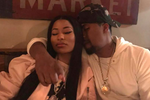 Nicki Minaj and Nas split after eight months of dating
