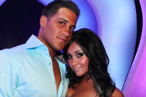 Snooki's Husband Jionni LaValle Lashes Out Amid Divorce Rumors