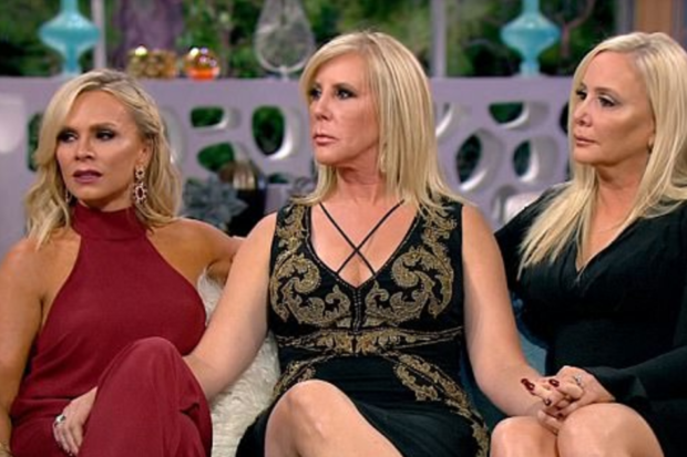 'RHOC' Stars Feud Causing Production Issues