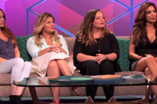 'Teen Mom' Star Exposes Sick Practices Behind the Show's Pregnancies