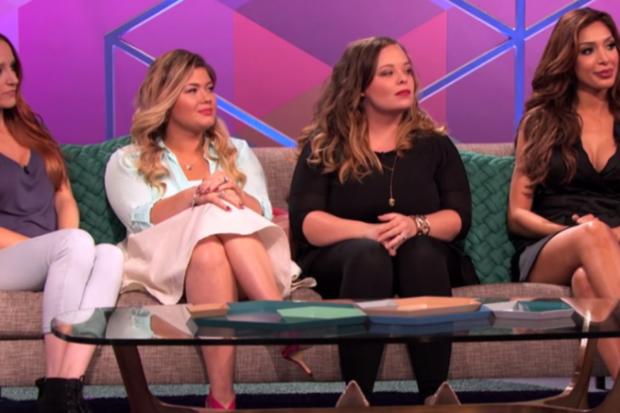 MTV Films Devastating Moments for 'Teen Mom OG'