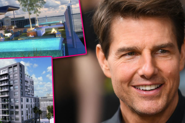 "What You Need to Know About Tom Cruise's New ""Creepy"" Scientology-Owned Home"
