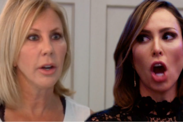 """Pig!"" Kelly Dodd Goes OFF on Vicki in Savage Post"