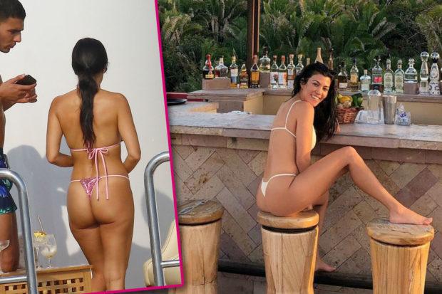 Butt Implants? Plastic Surgeons Weigh In on Kourtney Kardashian's Bigger Booty
