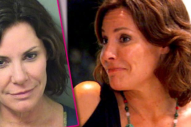 """""""I'm Dead by Ten!"""": Luann Opens Up About Her Drinking at Cabaret"""