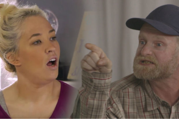 """F**k You!"" Sugar Bear Slams Mama June in Explosive Rant"