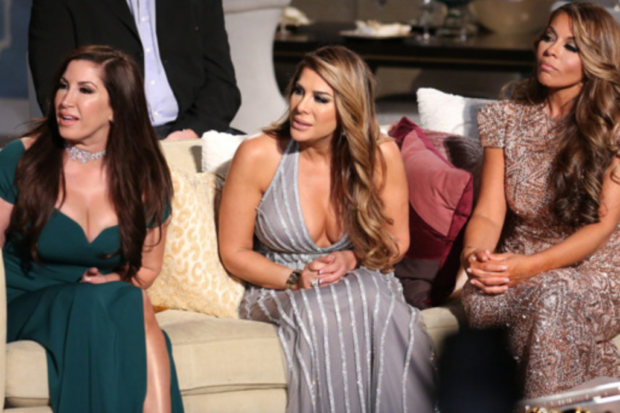 RHONJ Husband Gives Wife Ultimatum: It's Me or the Show!