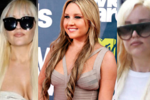 Who's That Girl? Amanda Bynes Is Unrecognizable in Rare Public Outing