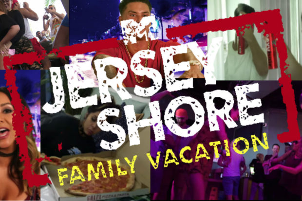 """Party's Here!"" The 'Jersey Shore' Cast Goes HAM in 'Family Vacation' Trailer"