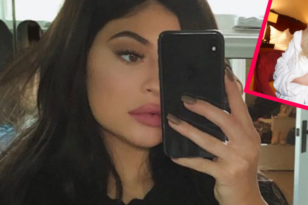 Who's That Girl? Kylie Jenner Reveals Shocking Post-Baby Makeover