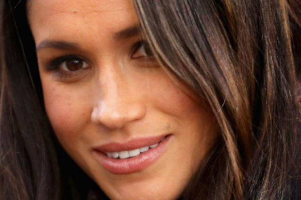 Meghan Markle Caught in Topless Photo Scandal