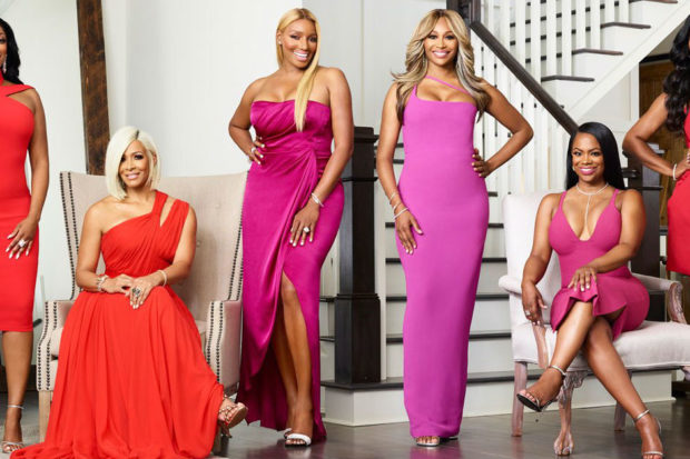 The Claws Come Out! Inside the Explosive 'RHOA' Reunion Taping