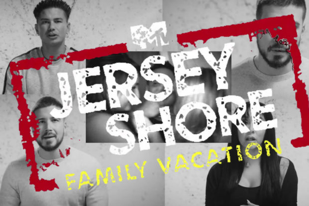 LOL! 'Jersey Shore' Cast Does a Dramatic Reading of the Infamous Note to Sammi Sweetheart
