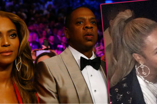 Wait, What?! Beyoncé Got Bit in the Face by a Drugged Out Actress