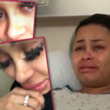Major Meltdown! Blac Chyna Bursts Into Tears in Bizarre Video