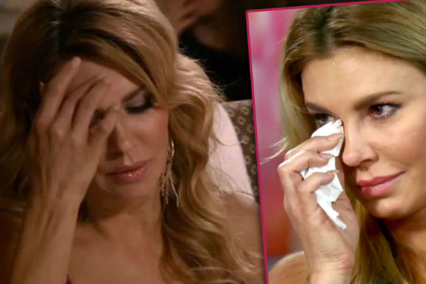 Here's the REAL Reason Why Brandi Glanville Isn't Welcomed on 'RHOBH'