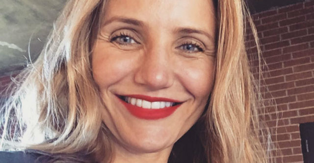 Wait, Cameron Diaz is actually retired from acting after all
