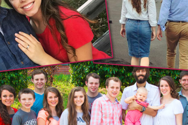 That Was Quick! Duggar Gets Engaged After One Month of Courtship