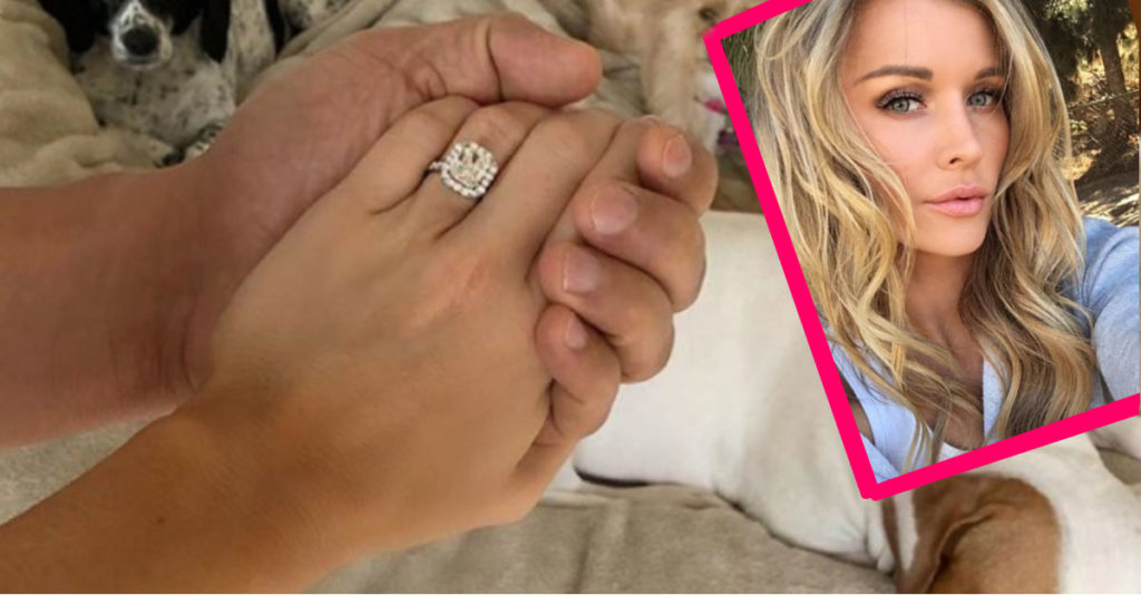 Joanna Krupa Engaged To Douglas Nunes; Is She Pregnant Too?