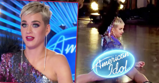 'American Idol' Hopeful Says Katy Perry's Sudden Kiss Made Him 'Uncomfortable'