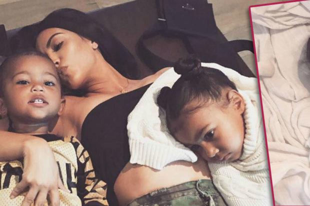 Cutie! Kim Kardashian Shares Adorable Photos of Chicago West
