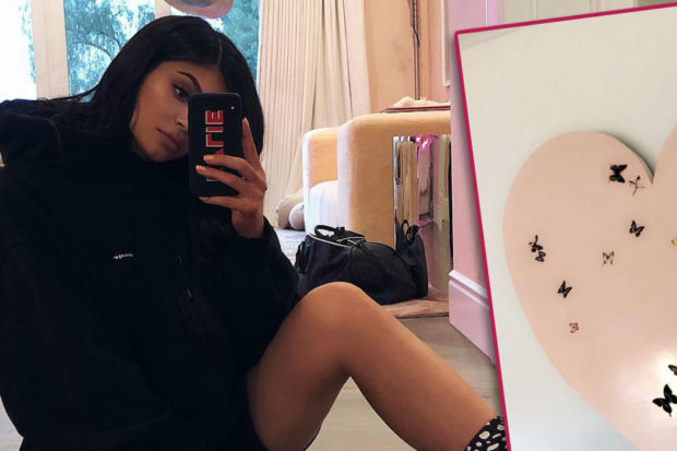 Kylie Jenner Shows Off Stormi's Butterfly-Filled Nursery
