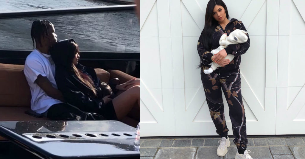Kylie Jenner shares details of her pregnancy in Twitter Q+A