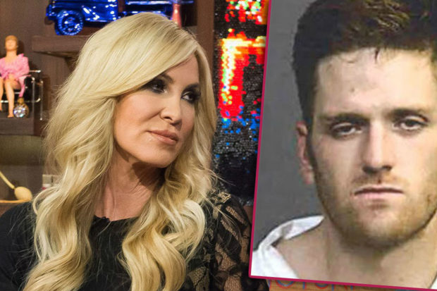 'Real Housewives' Star Breaks Her Silence on Son's Attempted Murder Trial