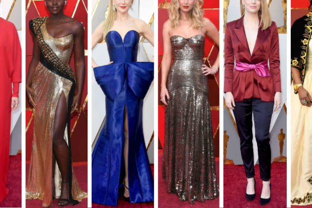 Oscars 2018 Recap: Best and Worst Dressed, Complete Winners