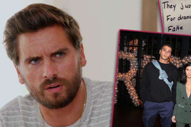 Shots Fired! Younes Bendjima May Have Just Shaded TF Out of Scott Disick