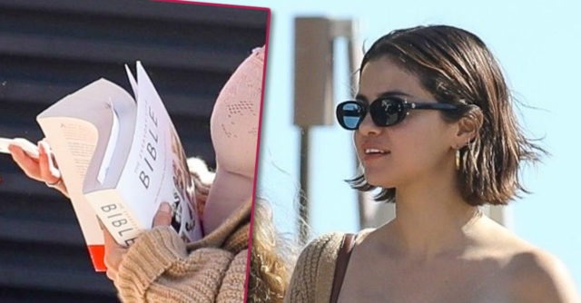 Selena Gomez Shows Off Shorter Hair & Favorite Puma Sneakers on Bike Ride