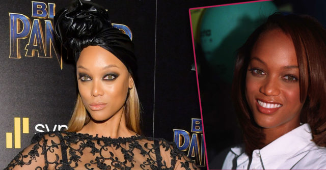 Tyra Banks Reveals She Had Nose Job Early in Her Career