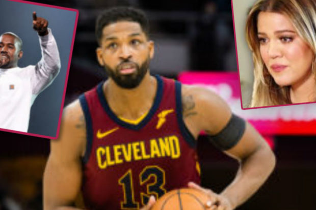 Kanye West Throws His Support for Tristan Thompson Amid Cheating Scandal